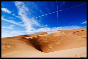Sand Dunes 6 by krnc
