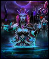 Sea witch by Deathstars69