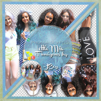 Little Mix PNG by PacksHQ