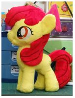 Apple Bloom Plushie by AppleDew