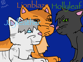 PoT All of the cats by Blazestar12