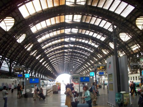 Milano station by onnipotente