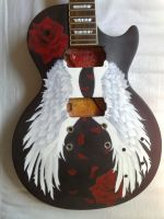 Guitar Thimo Finished by Roozke112