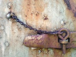 Weathered Chain by AprilMaybe