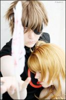 + TRC Sakura Syaoran feather + by LilyMilkshake