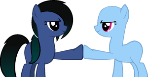 COLLAB: Brohoof meh by Ask-Spider-Blare