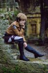 Jean Kirschtein - Shingeki no kyojin cosplay2 by AlicexLiddell