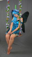 Blue Bell Fairy 3 by MajesticStock
