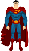 My DCU: Superman by BSDigitalQ
