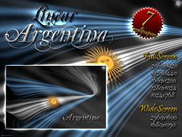 Linear Argentina by Tiger-Fenix