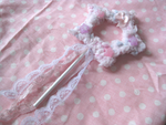 Magical Star Wand Two-Way Clip by Cupcake-Kitty-chan
