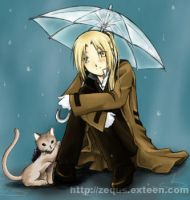 FMA : melodies of rain by dezequs
