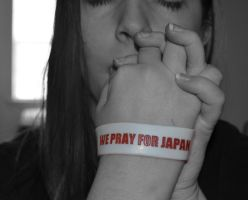 pray for Japan by metalsummer