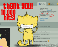 :: 10k hits :: by LaughingSquid