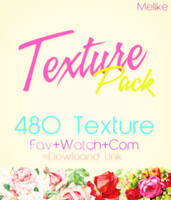 MEGA TEXTURE PACK by Melike120