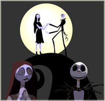 like jack and sally.. by loserchick