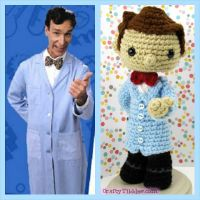 Bill Nye the Science Guy by CraftyTibbles