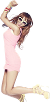 [ Render ] SISTAR -  HyoLyn by classicluv