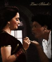 Chandramukhi and Devdas by laublack