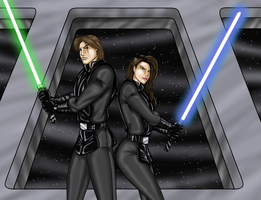 Twins of the Sith by JosephB222
