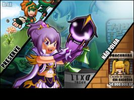 Grand Chase LS2 by Brex5