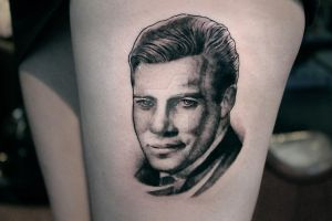 William Shatner by tainted-orchid