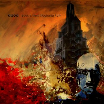 APOA CD-Cover Artwork Variant1 by mariahager