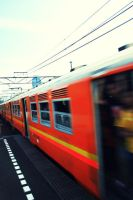 Train is Moving by vemano88