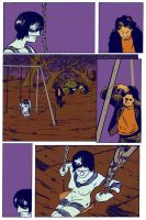 Trolls, Ghosts, Cats and Tom pg5 by gzapata