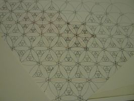 flower of life: Increasing Complexity WIP density by Neotech8010
