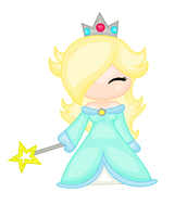 Rosalina by pixeIIated