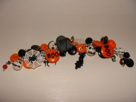 Halloween Town Bracelet by bitemekthx