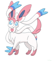 Sylveon by Cody2897