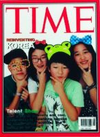 Time Magazine by mimilabeau