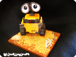 Wall-e by Sbarabaus