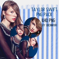 Taylor Swift PngPack by QuennRiRi
