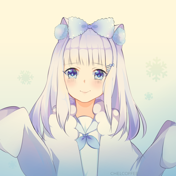 Yuki [Colored] by chelcoffee
