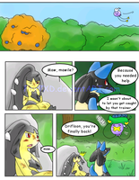 Blue Moon Jazz page 17 by Fox7XD