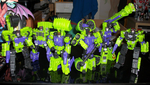 TFC Constructicons - Group (Robot Mode) by glazios