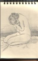 LifeDrawing FreckleStock by nonparticipant