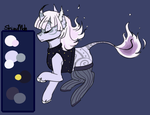 Fire-thing Pony ADOPT - Points and PayPal - (OPEN) by ShizuMoh