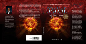 ORACLE Dust Jacket Layout and Design by finkybeatnik