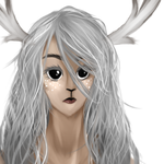 deer lady by MondayLove