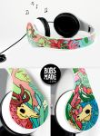 skeleton animals Headphones by Bobsmade