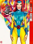 Jean Grey Sketch Cover Commission by rianbowart