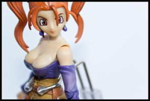 Jessica Albert Play Arts 1 by Android18a