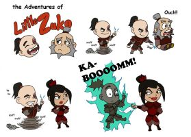 Little Zuko by motterhorn