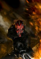 Darth Maul: Son Of Dathomir - Comic ( #1) by Vitanifan55