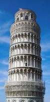 Leaning Tower Of Pisa 2 by ErinM2000