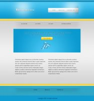 Business Template - for sale by ryanbdesigns